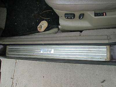 BMW E32 740i 735i RIGHT FRONT DOOR STEP MOLDING 1987-88-89-1990-91-92-93-94