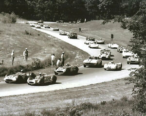 Vintage-8-X-10-1963-Road-America-June-Sprints-Start