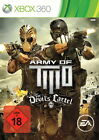 Army of Two: The Devil's Cartel (Microsoft Xbox 360, 2013, DVD-Box)