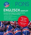 PONS Englisch Komplett (2007, Taschenbuch)