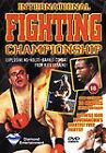 INTERNATIONAL FIGHTING CHAMPIONSHIP (DVD, 2005)