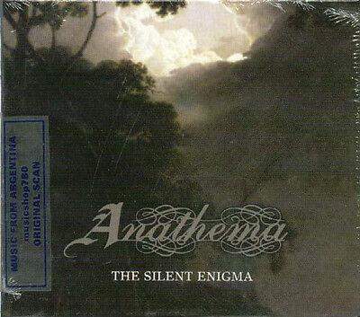 ANATHEMA THE SILENT ENIGMA + 2 BONUS TRACKS SEALED CD NEW 2012