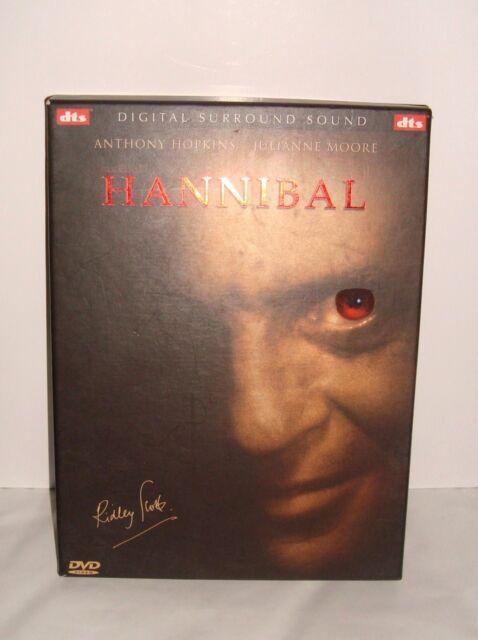 DVD HANNIBAL ANTHONY HOPKINS