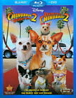 Beverly Hills Chihuahua 2 (Blu-ray/DVD, 2011, 2-Disc Set, Spanish)