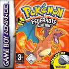 Pokémon: Feuerrote Edition (Nintendo Game Boy Advance, 2004)