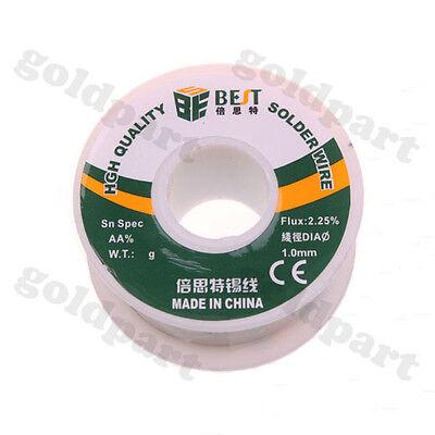 1mm Tin Lead Rosin Core Solder Soldering Wire 63/37