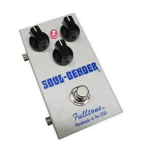 fulltone soulbender distortion guitar effect pedal for sale online ebay. Black Bedroom Furniture Sets. Home Design Ideas