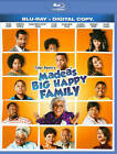 Tyler Perry's Madea's Big Happy Family (Blu-ray Disc, 2011, Includes Digital Copy)