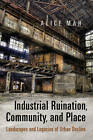 Industrial Ruination, Community and Place: Landscapes and Legacies of Urban Decline by Alice Mah (Hardback, 2012)