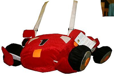 Roary Racing Car Padded F1 Party costume fancy dress up play 1/2/3/4/5 NEW