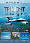 British Civil Aviation - Trident - The Unsung Hero (DVD, 2007)