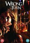 Wrong Turn 5 (DVD, 2013)