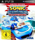 Sonic & All-Stars Racing Transformed -- Limited Edition (Sony PlayStation 3, 2012)