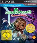 LittleBigPlanet 2 -- Extras Edition (Sony PlayStation 3, 2013, DVD-Box)