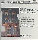 Heinrich Scheidemann - Scheidemann: Works for Organ, Vol. 3 (2001)