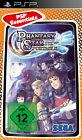 Phantasy Star Portable (Sony PSP, 2010)