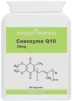 Coenzyme Q10  (CQ10) 30mg