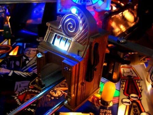 Twilight Zone Pinball SUPER Slot Machine Mod Add-On