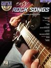 Guitar Play-Along: Easy Rock Songs: Volume 82 by Hal Leonard Corporation (Paperback, 2009)