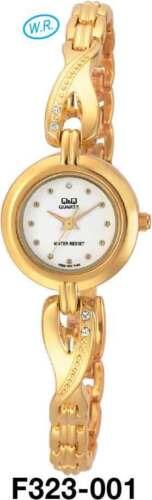 AUSTRALIAN SELER LADIES BRACELET WATCH CITIZEN MADE GOLD F323-001 P$99.9 WARRANT