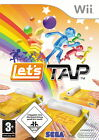 Let's Tap (Nintendo Wii, 2009, DVD-Box)