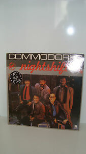 VYNIL-DISQUE-33T-COMMODORES-NIGHTSHIFT-SPECIAL-REMIX