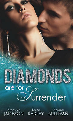 """AS NEW"" Diamonds are for Surrender: Vows & a Vengeful Groom / Pride & a Pregnan"