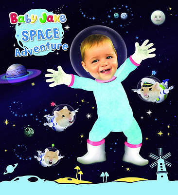 Baby Jake Space Adventure-ExLibrary