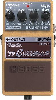 boss fbm1 distortion guitar effect pedal for sale online ebay. Black Bedroom Furniture Sets. Home Design Ideas