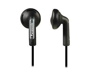 Panasonic RP-HV154 In-Ear only Headphones - Black