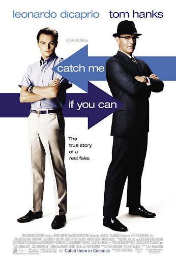 Catch Me If You Can (DVD 2002) Tom Hanks Leonardo DiCaprio
