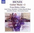 Hans Werner Henze - Henze: Guitar Music, Vol. 2 (2010)
