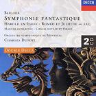 Berlioz: Symphonie Fantastique; Harold In Italy [Germany] (1998)
