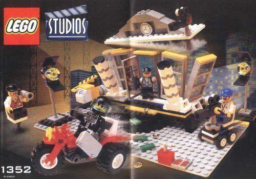nouveau Lego Studios 1352 Explosion  Studio nouveau Sealed  livraison rapide et livraison gratuite sur toutes les commandes
