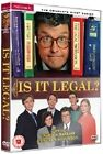 Is It Legal? - Series 1 - Complete (DVD, 2010)
