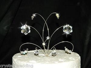 Diy Snowflake Cake Topper