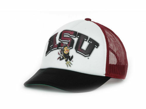 New NCAA Top of the World University College Hat Cap Snap Back Trucker