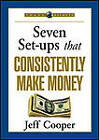 Seven Set-Ups That Consistently Make Money by Jeff Cooper (DVD, 2007)