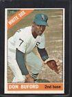 1966 Topps Don Buford #465 Baseball Card