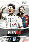 FIFA 08 (Nintendo Wii, 2007, DVD-Box)