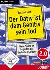 Der Dativ ist dem Genitiv sein Tod 2.0 (PC/Mac, 2008, Eurobox)