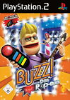 Buzz: Das Pop-Quiz (Sony PlayStation 2, 2008, DVD-Box)