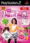 Eyetoy: Play Pom Pom Party inkl. PomPoms (Sony PlayStation 2, 2008, DVD-Box)