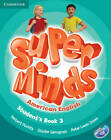 Super Minds American English Level 3 Student's Book with DVD-ROM by Herbert Puchta, Peter Lewis-Jones, Gunter Gerngross (Mixed media product, 2012)