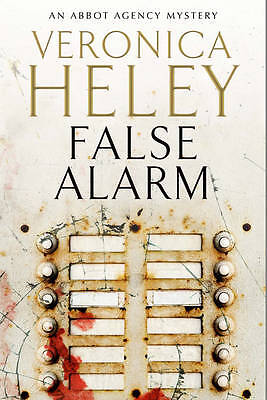 Heley, Veronica, False Alarm (An Abbot Agency Mystery), Very Good Book