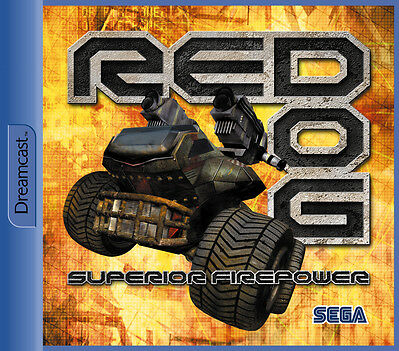 Red Dog - Superior Fire Power (Sega Dreamcast, 2000)