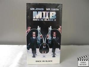 Men-in-Black-II-VHS-NEW-Will-Smith-Tommy-Lee-Jones