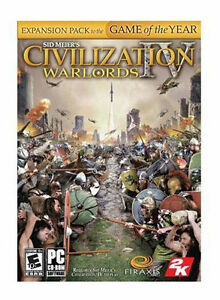 Sid meiers civilization iv game of the year edition pc 2006 stock photo sciox Choice Image