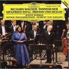 Richard Wagner - Wagner: Tannhäuser; Siegfried-Idyll; Tristan und Isolde (1988)