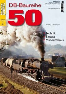 Eisenbahn Journal - DB-Baureihe 50 - 2-2013 Specialausgabe